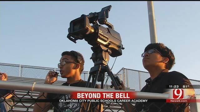 Beyond The Bell: OKCPS Career Academy