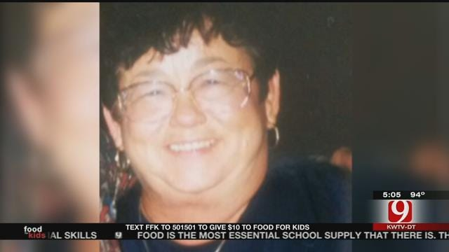 Woman's Death The 1st Since OK Silver Alert System Implemented