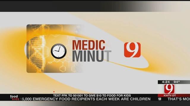 Medical Minute: Ovarian Cancer