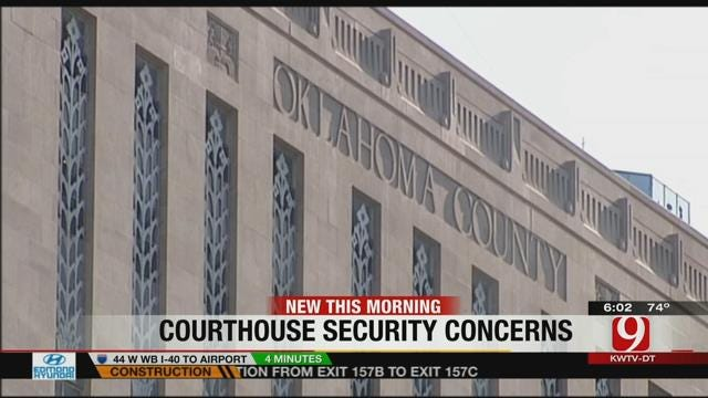 Oklahoma Lawmakers Question Courthouse Security