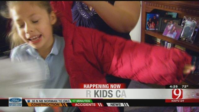 OKCPS Needs Help To Buy Coats For Children In Need