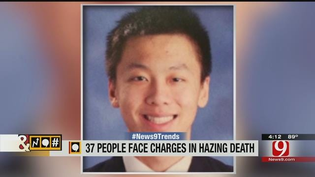 Trends, Topics & Tags: Fraternity Members Arrested In Hazing Death