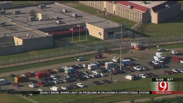 State Speaker: Deadly Clash In Cushing Prison Should Be A 'Wake Up Call'