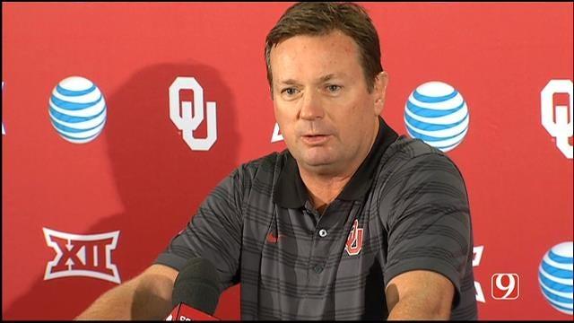 OU Football: Bob Stoops Press Conference September 14