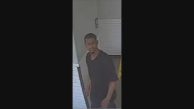 WEB EXTRA: OKC Police Seek Man Who May Have Information In Homicide
