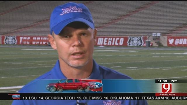 Highlights From Tulsa's Win Over New Mexico