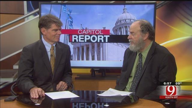 Capitol Report: Labor Commissioner Position