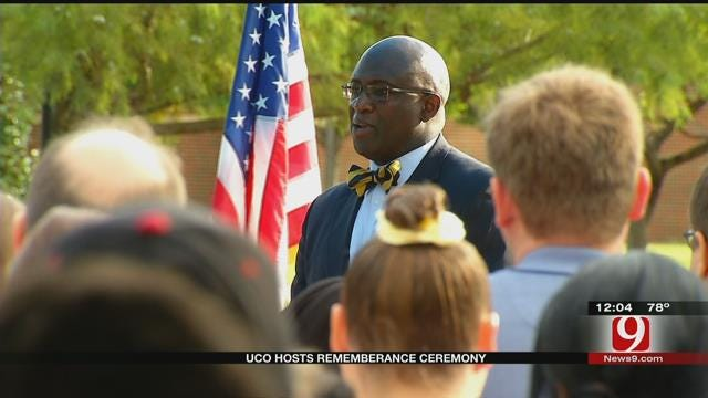 UCO Hosts 9/11 Remembrance Ceremony