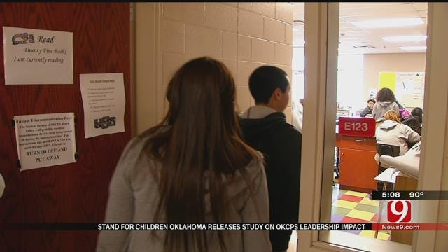 Stand For Children Oklahoma Releases Study On OKCPS Leadership Impact