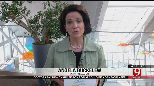 Medical Minute: New Cystic Fibrosis Drug