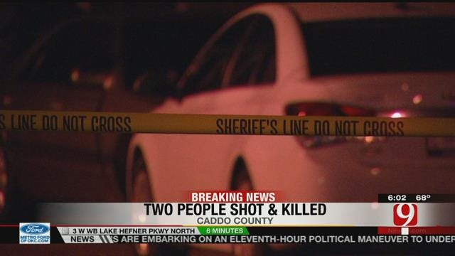 Authorities Investigate Shooting Deaths Of Two In Gracemont
