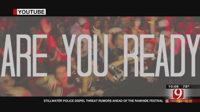 Stillwater Police Dispel Threat Rumors Ahead Of Rawhide Festival