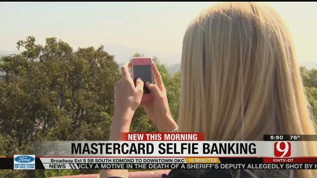 Program Allows You To Access Bank Account With Selfie