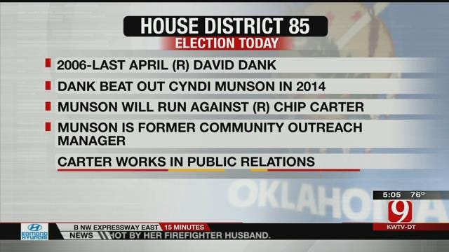 Preview Of Elections Across Oklahoma Tuesday