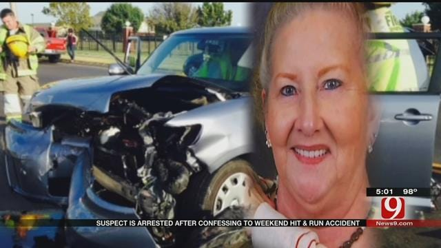 Hit And Run Victim Glad Suspected Driver Turned Himself In