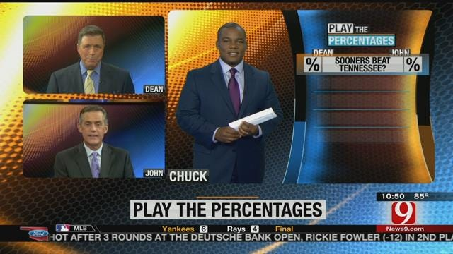 Play The Percentages: September 6