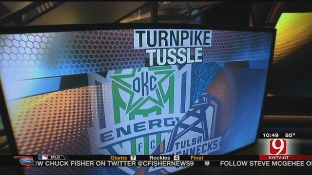 Roughnecks FC Tops Energy FC In Turnpike Tussle