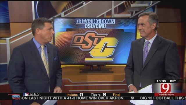 Breaking Down OSU-CMU