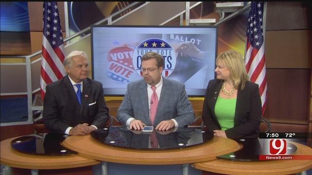 Your Vote Counts: Brogdon, Budget, Richard Glossip