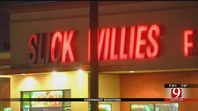 Police Investigating Overnight Shooting Outside A Metro Bar
