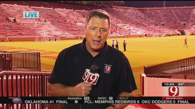 Dean's Take On The Sooner Victory