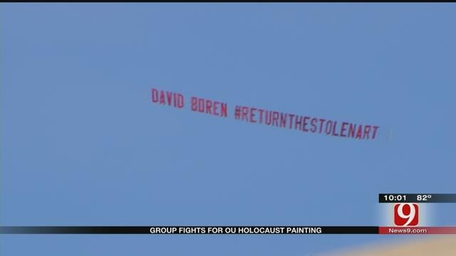 Group Pays For Flyover Message Before OU Football's Season Opener