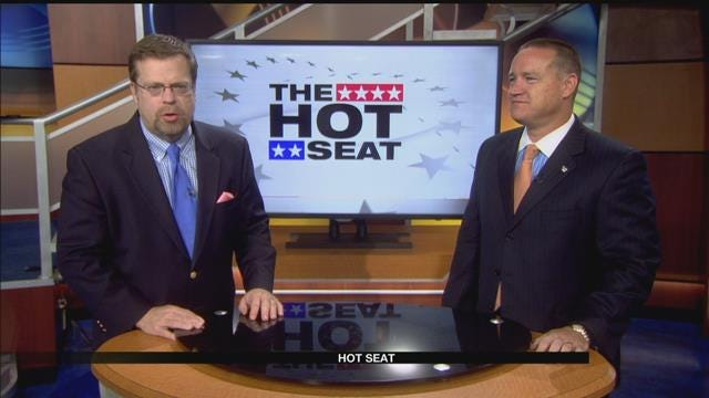 Hot Seat: Shawn Hime