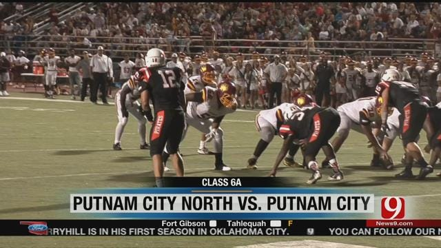 Putnam City Hangs On Against PC North