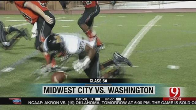 Midwest City's Comeback Falls Short At Tulsa Washington