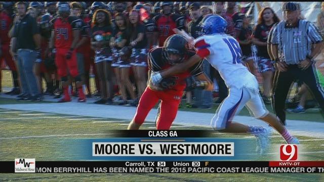 "Westmoore Prevails In ""Moore War"""