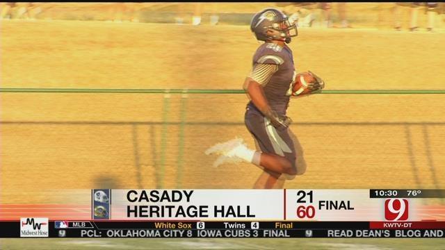 Heritage Hall Cruises Past Casady