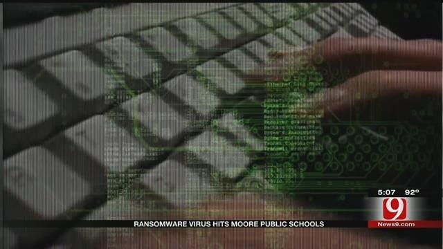 Virus Hits Moore Public Schools Computer Systems