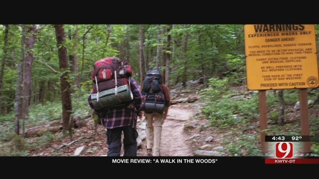 Dino's Movie Moment: A Walk In The Woods