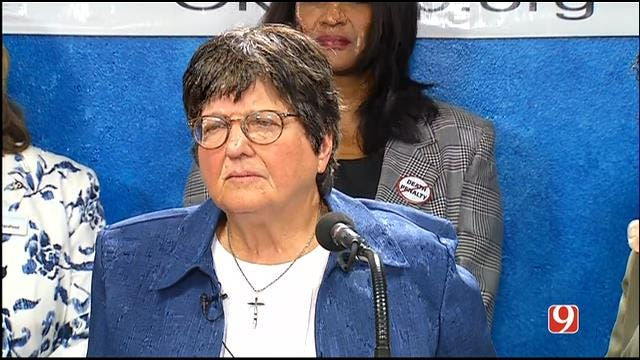 Anti-Death Penalty Advocate Sister Prejean Speaks About Glossip Execution, Part II
