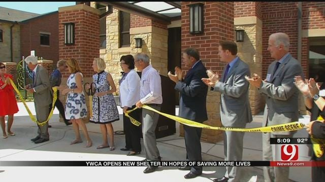 YWCA Opens New Shelter In Hopes Of Saving More Lives