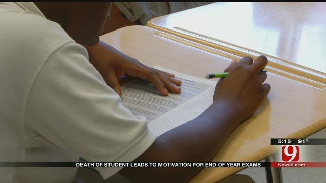 Math Score Improvement Has Special Meaning For One OKC School
