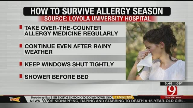 Top Three Allergy Relief Tips