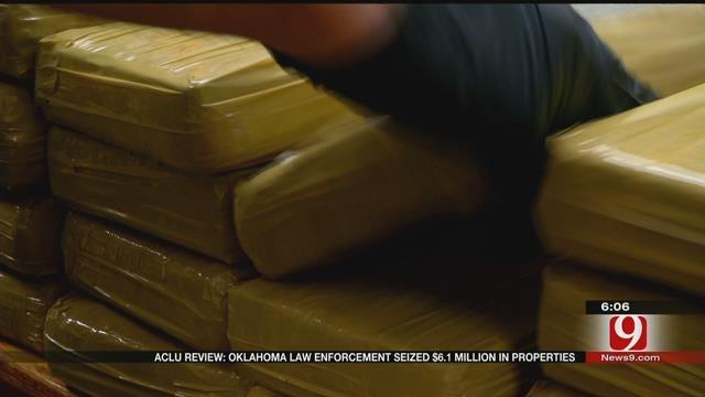 ACLU Study Reveals Money Seized Along I-40 Corridor