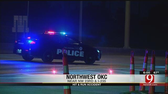 OHP Investigating Fatal Hit-And-Run On I-235 At NW 23rd