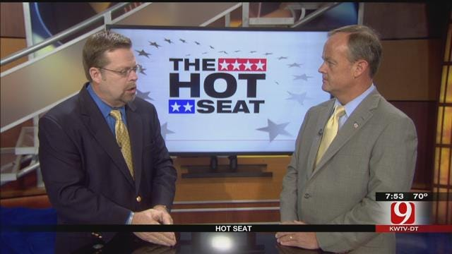 Hot Seat: Scott Roland