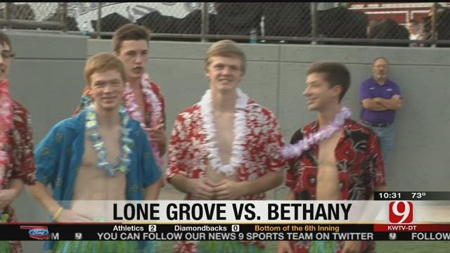 Bethany Surges Past Lone Grove