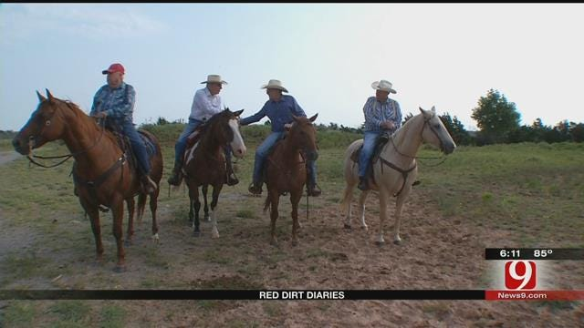 """Red Dirt Diaries: """"Old Farts"""" Keep Riding"""