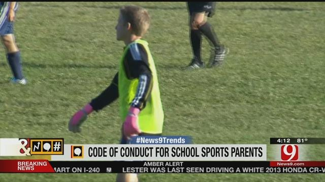 Trends, Topics, & Tags: Sports Parents Code Of Conduct