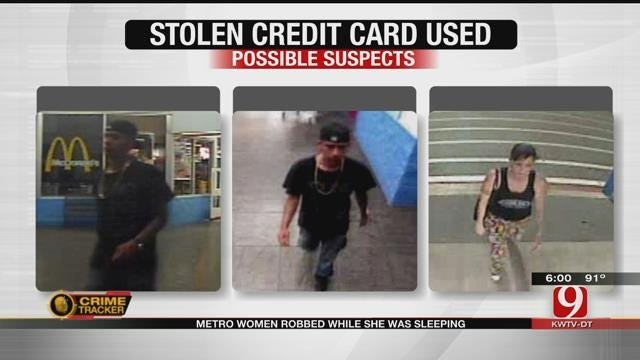 Metro Woman Robbed While Sleeping, Police Searching For Two Suspects