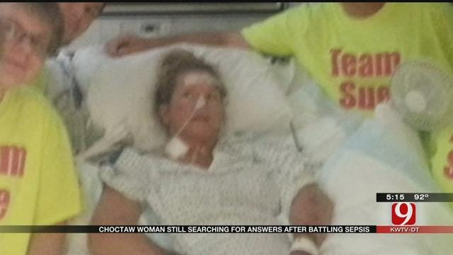 Choctaw Woman Describes Medical Ordeal, Hopes To Raise Awareness