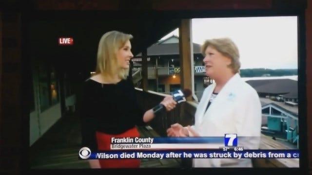 GRAPHIC: Gunman Kills Virginia TV Reporter, Videographer During Live Broadcast