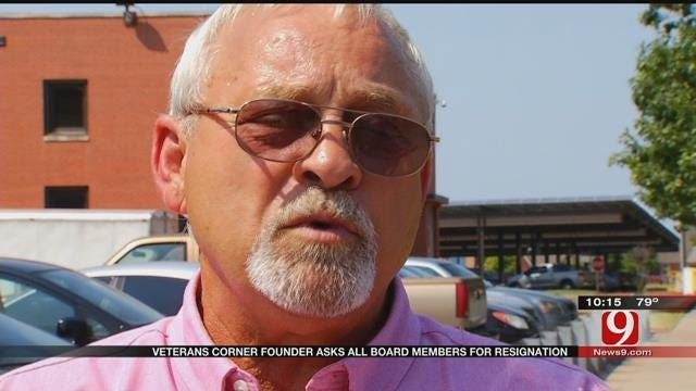 Veteran's Corner Founder Wants Group To Be Audited
