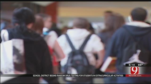 Guthrie Public Schools To Begin Random Drug Testing
