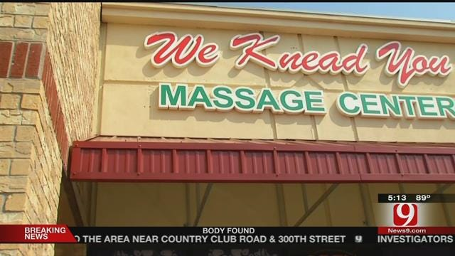 Man Accused Of Sexually Assaulting Women During Massages