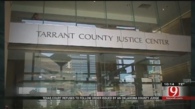 OKC Man Fights Mother-In-Law, State Of Texas For Children's Return
